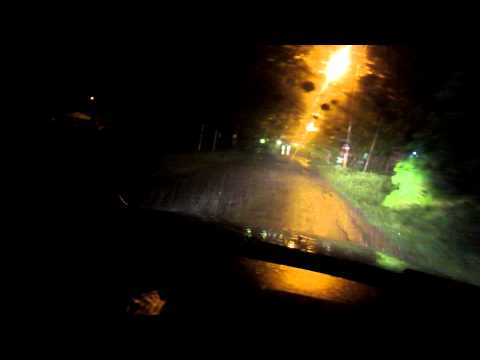 Night Drive in Costa Rica