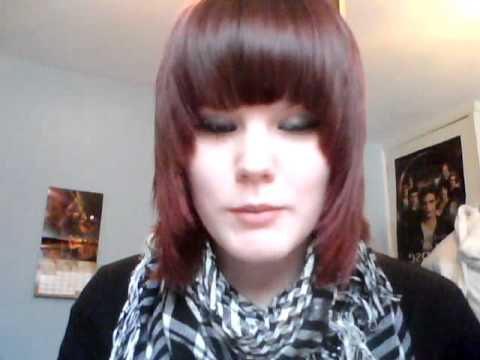 Naturtint Reflex Hair Dye Result YouTube