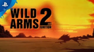 『WILD ARMS 2nd IGNITION』 Disc2 オープニングムー…