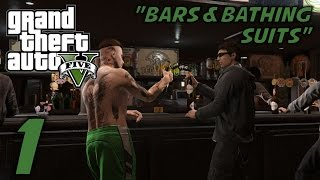 "GTA 5 Online Husband & Wife Multiplayer Gameplay (S-1) -Ep. 1- ""Bars & Bathing Suits"""