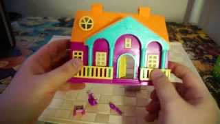 Игрушки для девочек - Домик - Zoobles - Code Lyoko