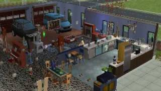The Sims 2 Pets gameplay for PC Part: 2