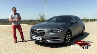 Opel Insignia 2.0l CDTI AWD video 1 of 5