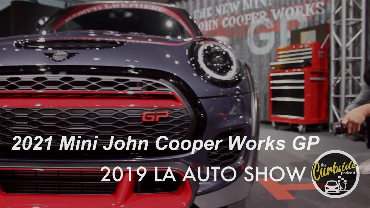 2021 Mini John Cooper Works GP - That's a Long Name!