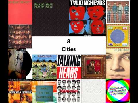 Top 15 Songs - Talking Heads