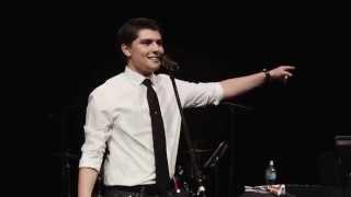 "Brandon Schwartz ""I Believe"" from Book of Mormon Live Cover from The Segal Centre"