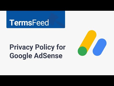 Update Your Privacy Policy for Google AdSense