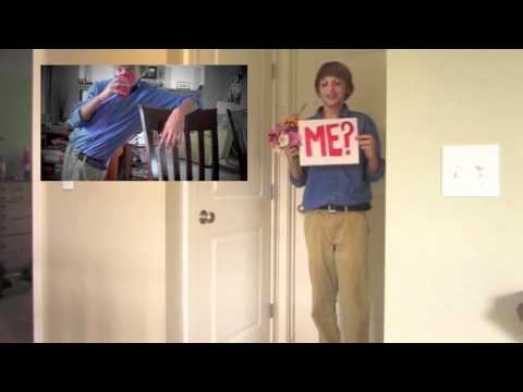 Drew asking taylor to homecoming youtube drew asking taylor to homecoming ccuart Gallery
