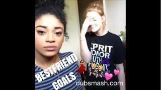 One of Jasmine Brown's most viewed videos: Dubsmash-Bestfriend Goals | jasmeannnn