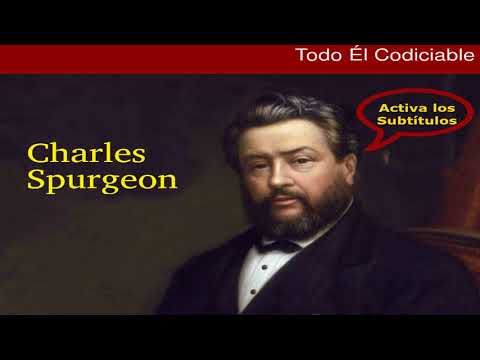 ¿Cómo enamorarnos de Dios? Las bellezas de Cristo- Charles Spurgeon