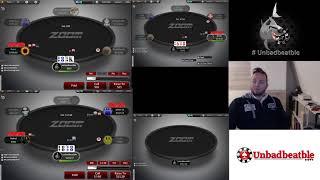 Schwiizer Poker Stream - NL500 Zoom Pokerstars #4 (Part 4)