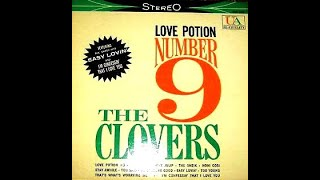 The Clovers - Love Potion Number 9 (with studio chatter)