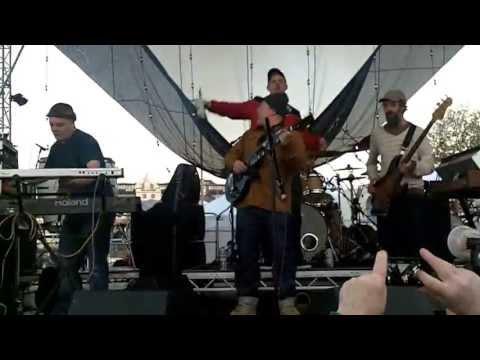 808 State Perform Cubik @ Vegfest 2013