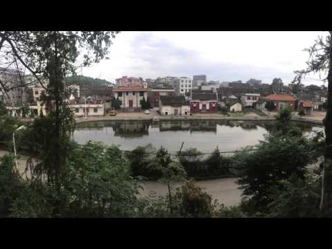 On the road to HK; Day 24; Hengyang - Chenzhou