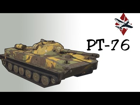PT-76B Tank Review | War Thunder
