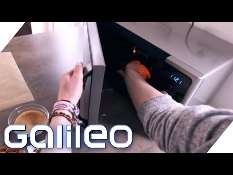 5 Dinge, Die Auf Jeden Fall In Eine Mikrowelle Gehören | Galileo | ProSieben