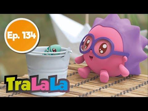 Cantec nou: BabyRiki - Casa pestisorului (Ep. 134) Desene animate   TraLaLa