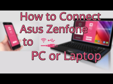 How to use ASUS Zenfone Max(With PC-Link)| InternetHack#1