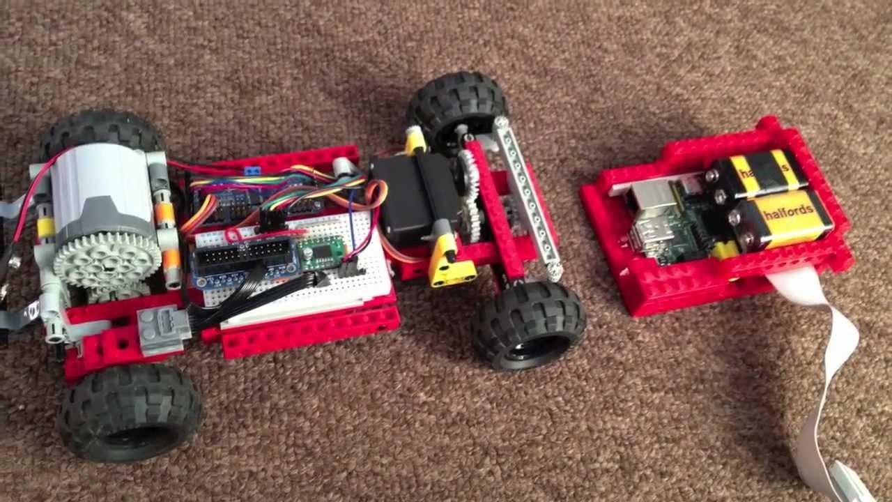 rc car lego raspberry pi xbox controller youtube. Black Bedroom Furniture Sets. Home Design Ideas