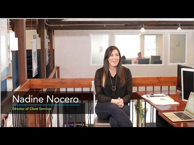 Nadine Nocero, Director of Client Services - SyncShow