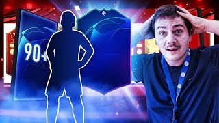 CO ZA TRAF! WALKOUT 90+ UCL! NAGRODY ZA FUT CHAMPIONS! | FIFA 19