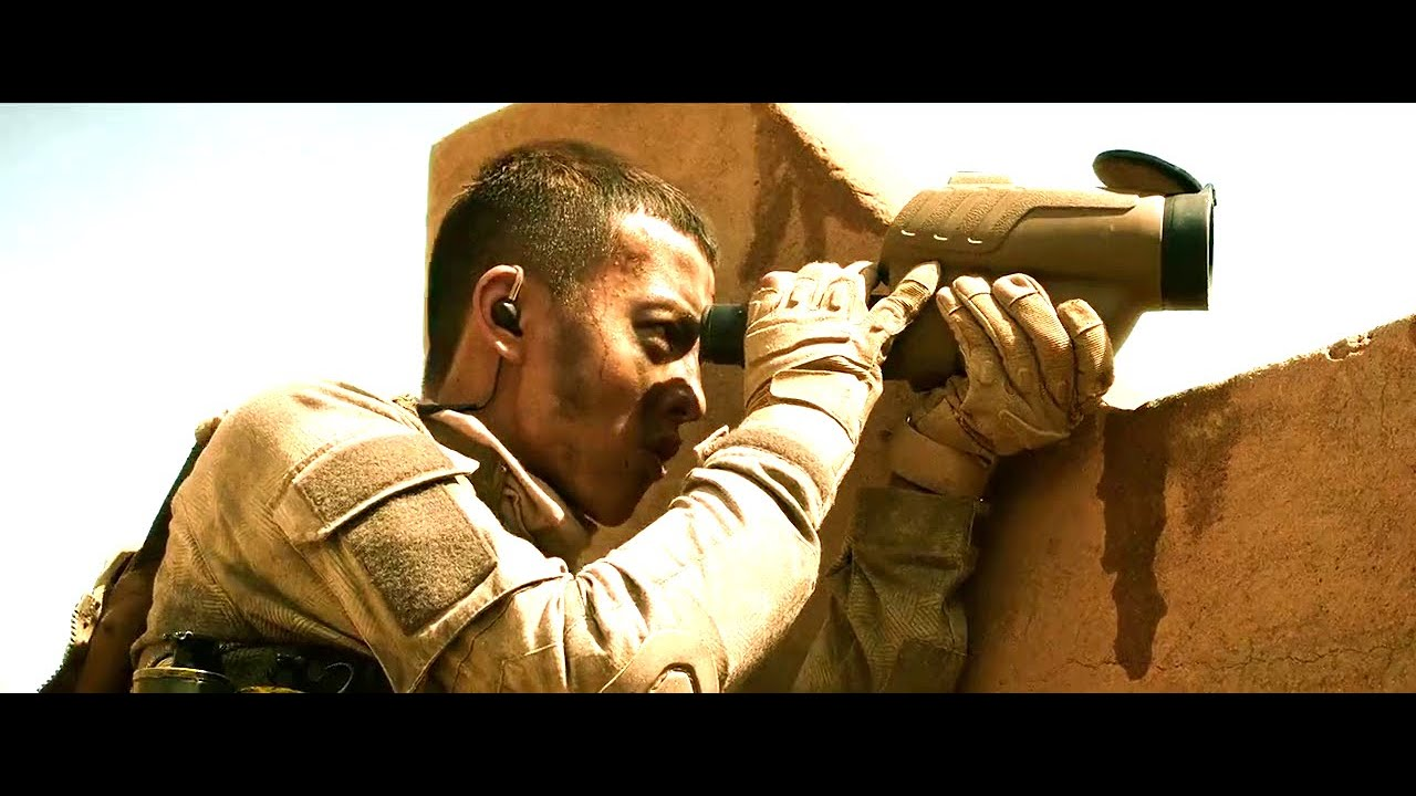 Download Sniper Shoot  Sniper (Operation Red Sea 2018)   Brutal Scenes   HD