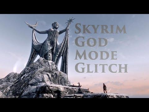 Skyrim God Mode Glitch Quick Tutorial