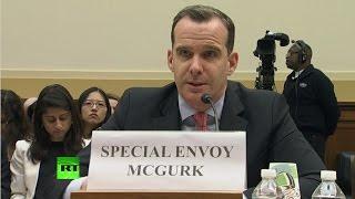 Информационная война: спецпредставитель Обамы обвиняет Россию в помощи ИГ