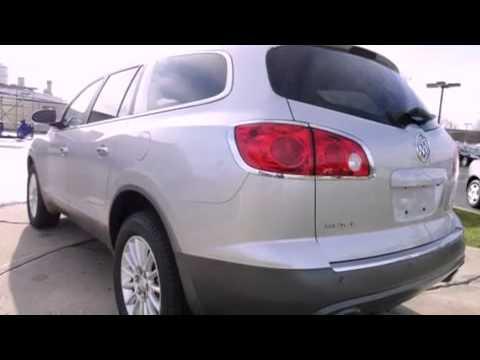 2012 Buick Enclave Elmhurst IL