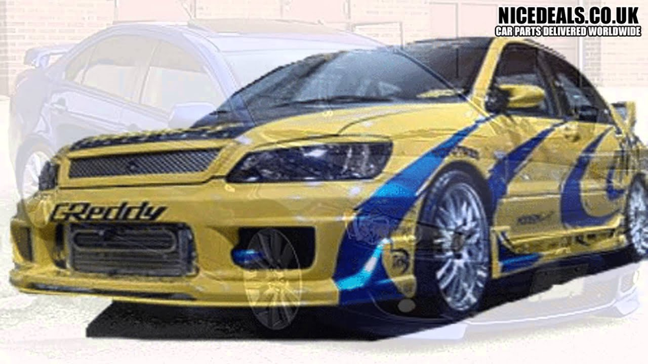 mitsubishi lancer body kits sports bumpers fenders wings skirts