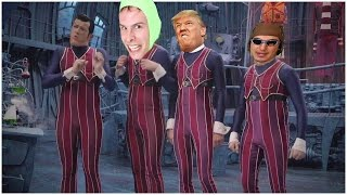 We Are Number One but it's a bit gay and retarded
