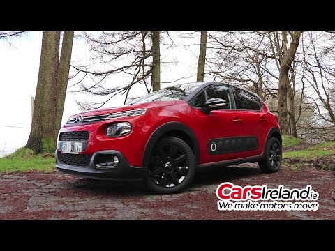 2017 Citroen C3 review | CarsIreland.ie