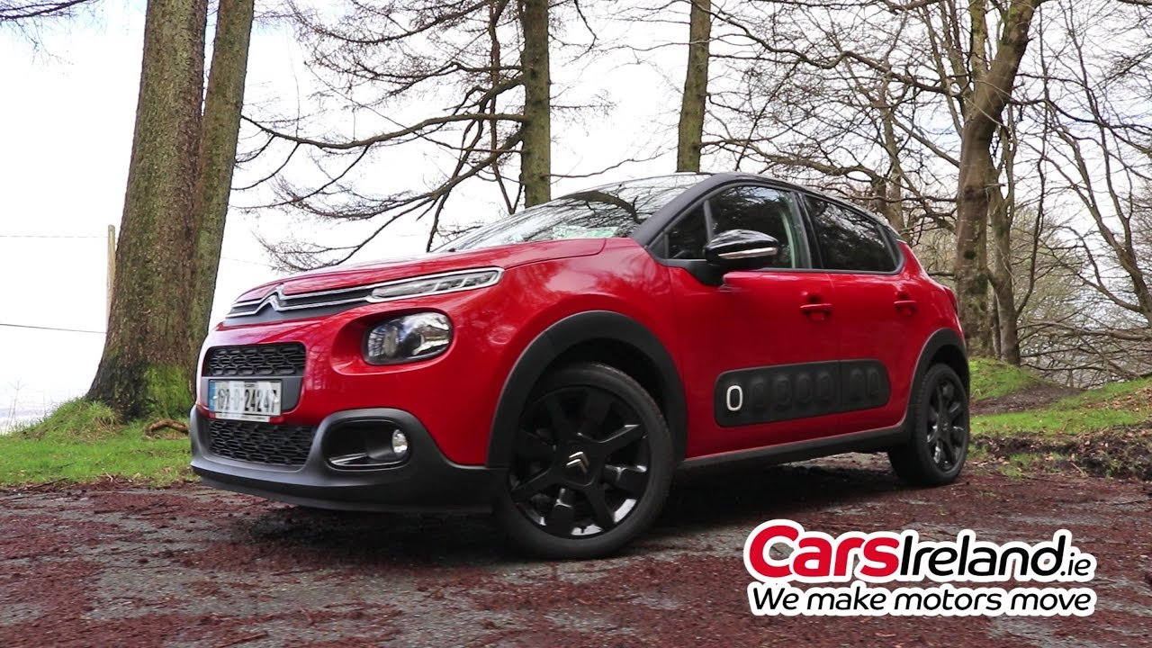 Citroën C3 Review | CarsIreland.ie - YouTube