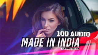 MADE IN INDIA   10D Song   8D Audio   Guru Randhawa   Virtual 10d Audio