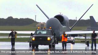 RQ-4 Global Hawk lands in Guam