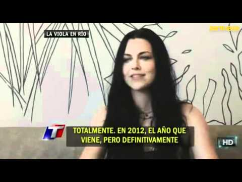 Evanescence, South America 2012.