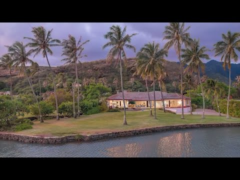 Paiko Lagoon Luxury Home For Sale | 6015-B Kalanianaole Hwy, Honolulu, Hawaii 96816