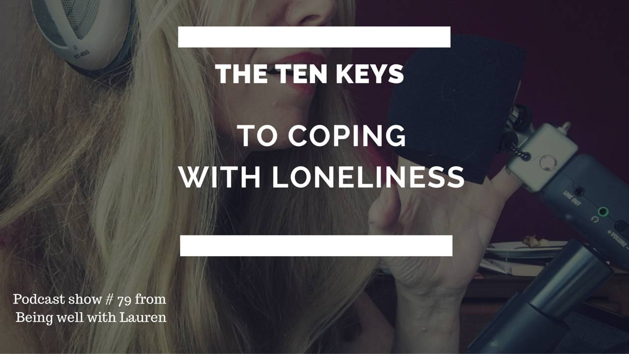 coping with loneliness when single