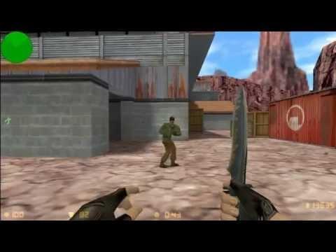 Бессмертие на de_nuke [Counter Strike 1.6]