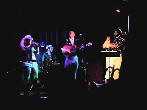 Blackberry Wood at Layback Lounge  -  One Step Beyond