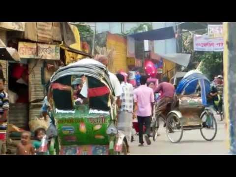 Slum in Mirpur