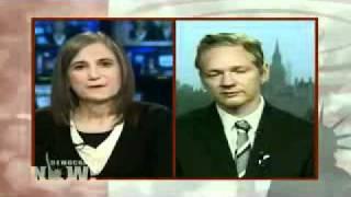 DN! WikiLeaks Founder Julian Assange (1)