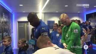 Video Gol Pertandingan Leicester City vs Swansea City