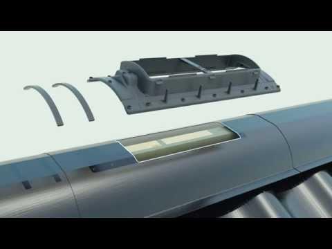 видео: Установка вентиляции конька vilpe для металлочерепицы
