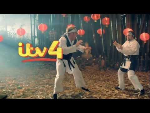 ITV4 2013 Ident: Kung Fu