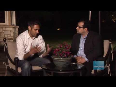 Arif Janmohamed Partner At Lightspeed Ventures, BizCloud® Session™ With Vahid Razavi