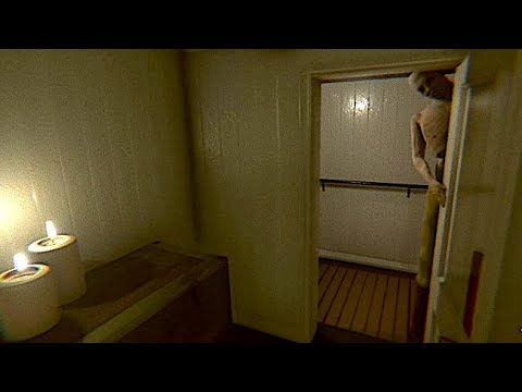 UNDER - Psychological Horror Game Set in a Dynamically Sinking Titanic-esque 1900's Cruise Liner!