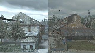 Modern Warfare Multiplayer Comparison: Wii Versus Remastered