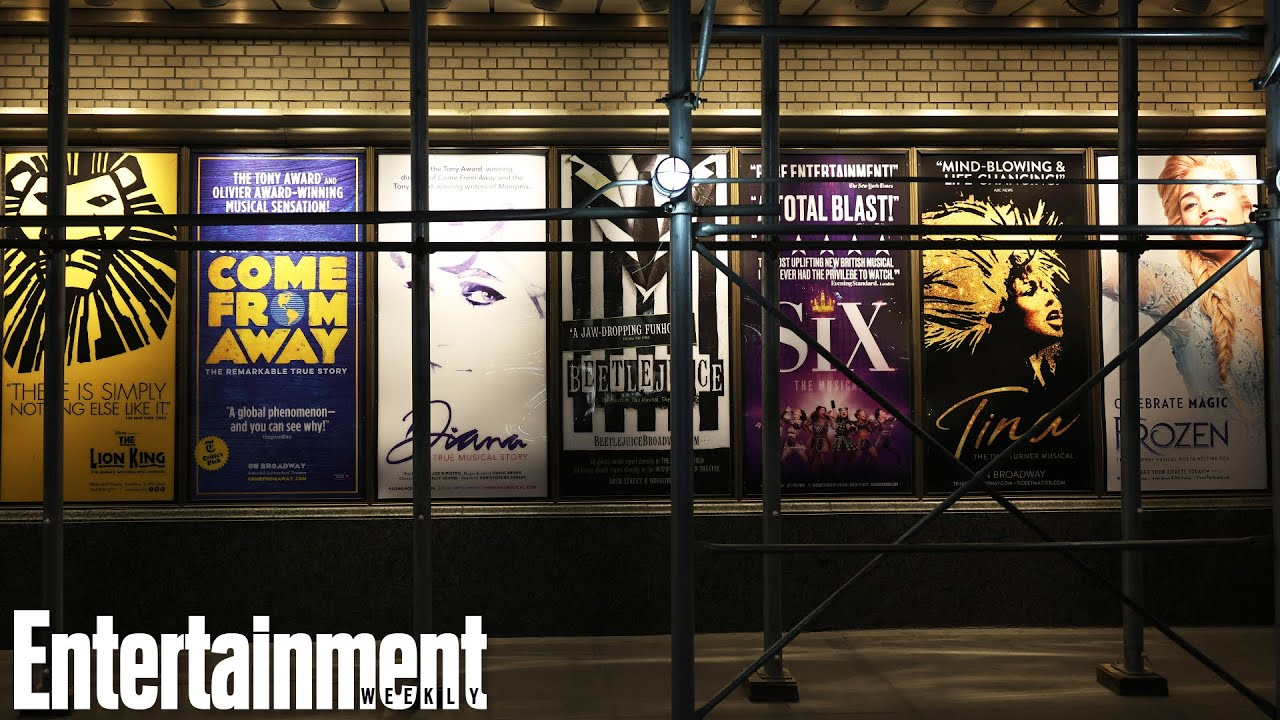Broadway Set to Officially Reopen in September   News Flash