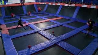 Top Ten Catches from the Ultimate Dodgeball Championship